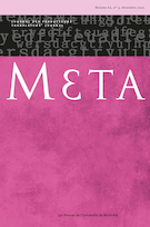 "Cover preview of ""Meta"""
