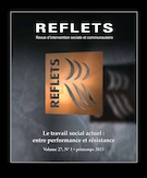 "Cover preview of ""Reflets : revue d'intervention sociale et communautaire"""