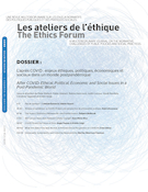 "Cover preview of ""Les ateliers de l'éthique"""