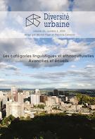Aperçu de la couverture de « Diversité urbaine »