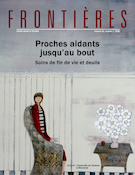 "Cover image for ""Frontières"""