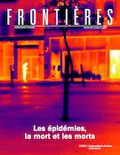 Aperçu de la couverture de « Frontières »