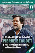 """Cover preview of """"Nouveaux Cahiers du socialisme"""""""