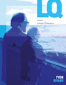 """Cover preview of """"Lettres québecoises: la revue de l'actualité littéraire"""""""