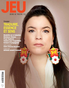 "Cover preview of ""Jeu"""