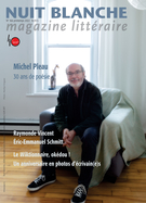 "Cover preview of ""Nuit blanche, le journal du livre"""