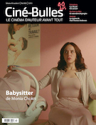 "Cover preview of ""Ciné bulles"""
