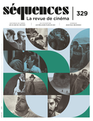 "Cover preview of ""Séquences – La revue de cinéma"""