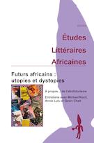 Aperçu de la couverture de « Études littéraires africaines »