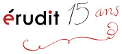 Érudit celebrates 15 years