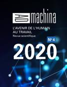 Cover for issue 'Number 4, 2020' of the journal 'Ad machina'