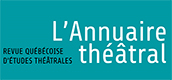 Logo for L'Annuaire théâtral