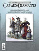 Cover of Hommage à Francis Back, illustrateurs et illustrations, Number 133, Spring 2018, pp. 2-58, Cap-aux-Diamants
