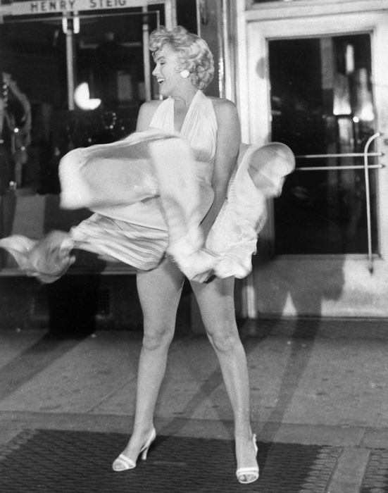 The Subway Grate Scene In The Seven Year Itch Cinémas érudit