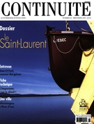 Cover of Le St-Laurent, Number 64, Spring 1995, pp. 4-58, Continuité