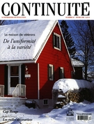 Cover of L'évolution d'une architecture de raison, Number 67, Winter 1996, pp. 4-58, Continuité