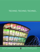 Cover forthe thematic issueTechno, techno, techno…