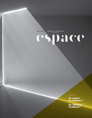 Cover of Re-penser la sculpture ?, Number 108, Fall 2014, pp. 2-88, Espace