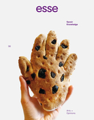 Cover of Savoir, Number 98, Winter 2020, pp. 6-111, esse arts + opinions