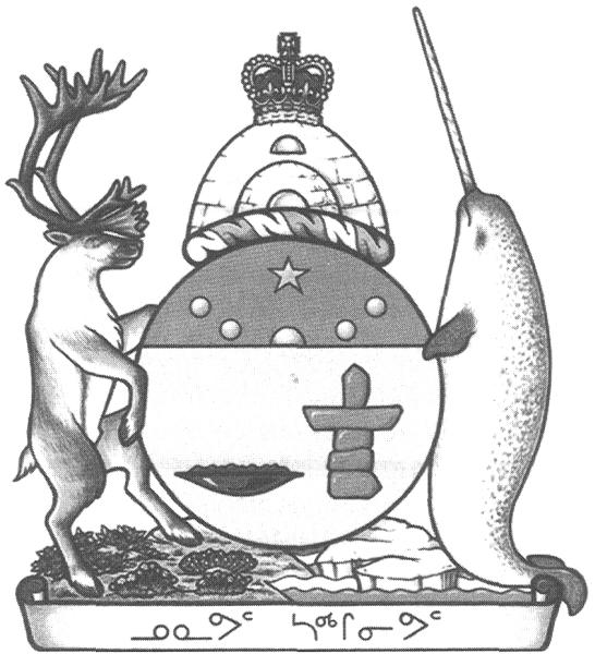 Nunavuts Coat Of Arms