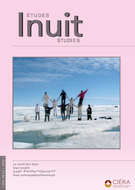 Cover forthe thematic issueLa santé des Inuit