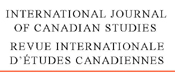 Logo pour International Journal of Canadian Studies