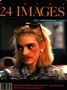 Cover of Cinéma américain II : les marges, les acteurs, Number 53, January–February 1991, pp. 3-88, 24 images