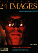 Cover of David Cronenberg, Number 59, Winter 1992, pp. 3-84, 24 images