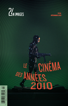 Cover forthe thematic issueLe cinéma des années 2010