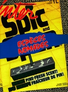 Cover of Espèces nomades, Number 35, Spring 1987, pp. 4-65, Inter