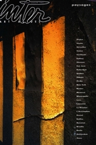 Cover of Paysages, Number 69, Winter 1998, pp. 1-87, Inter