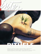 Cover of Rituels, Number 106, Fall 2010, pp. 1-95, Inter