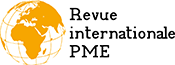 Logo for Revue internationale P.M.E.