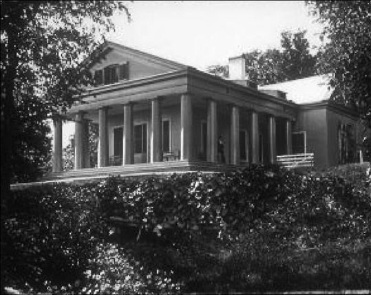 David Ross McCord's house, Temple Grove, Côte-des-Neiges, Montreal, 1872, by Henderson (MP 33.1)