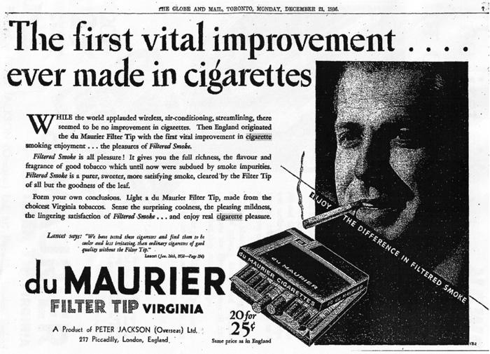 Cigarettes Salem tobacco menthol