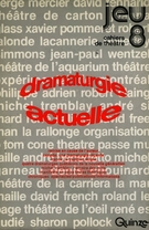 Cover of Dramaturgie actuelle, Number 8, Spring 1978, pp. 3-182, Jeu