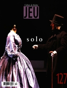 Cover of Solo,        Number 127 (2), 2008, pp. 2-199 Jeu
