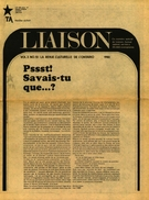 Cover of        Volume 3, Number 10, 1980, pp. 1-18 Liaison