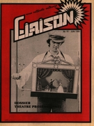 Cover of Théâtre professionnel,        Number 16, June 1981, pp. 5-46 Liaison
