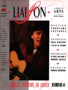 Cover of Number 82, May 1995, pp. 5-45, Liaison