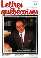 Cover of        Number 42, Summer 1986, pp. 5-80 Lettres québécoises