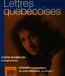 Cover of Number 58, Summer 1990, pp. 4-56, Lettres québécoises