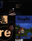 Cover of Volume 27, Number 1, Spring–Summer 2004, pp. 4-94, Lurelu