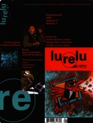 Cover of Volume 31, Number 1, Spring–Summer 2008, pp. 4-110, Lurelu