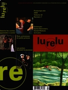 Cover of Volume 32, Number 1, Spring–Summer 2009, pp. 4-106, Lurelu