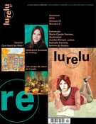 Cover of Volume 33, Number 2, Fall 2010, pp. 4-110, Lurelu