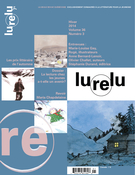 Cover of Volume 36, Number 3, Winter 2014, pp. 4-106, Lurelu