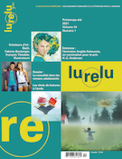 Cover for issue 'Volume 44, Number 1, Spring–Summer 2021' of the journal 'Lurelu'