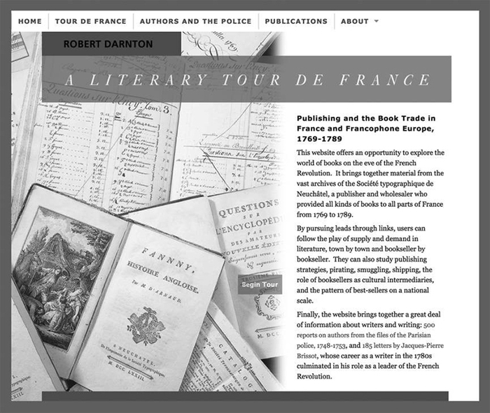 The Demand For Literature In France 17691789 Mmoires Du