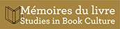 Logo pour Studies in Book Culture